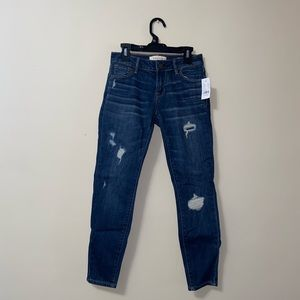 PACSUN Low Rise Skinniest Ankle Jeans